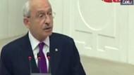 Kemal Kılıçdaroğlu'ndan Meclis'te olay yaratan sözler
