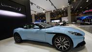 Acun'un 45 milyon liralık yeni oyuncağı Aston Martin DB11