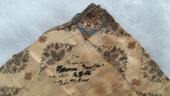 Çanakkale şehidinin kanını taşıyan mendilin 102 yıllık sırrı