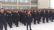 Yozgat Pomem kadın polisler yemin töreni