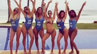 Kourtney Kardashian'ın bikinili fotoğrafları