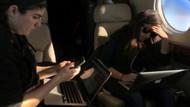 İstanbul uçuşunda laptopu çalınan kadının hırsıza mektubu olay oldu