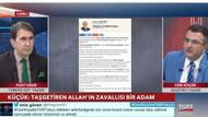 Yeni Şafak yazarı Kemal Öztürk: TGRT Haber'e yardım eden dindarlar nefretle olanları izliyor