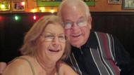 69 yıldır evliydiler, el ele öldüler