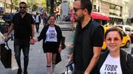 Şarkıcı Merve Özbey'le sevgilisi Murat Binici'nin dikkat çeken boy farkı