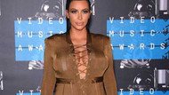 Kim Kardashian'ın aşırı rüküş halleri