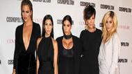 Kardashian ve Jenner ailesinin estetik sonrası değişimleri..