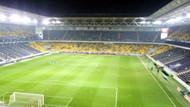 Şükrü Saraçoğlu Stadı'ndaki görüntü herkesi şok etti