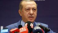Erdoğan: Bugün size iki büyük müjdem var