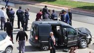 Kılıçdaroğlu'nu takip eden gazeteciler kaza geçirdi