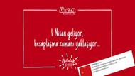 Ülker'in 1 Nisan reklamını yapan şirketten flaş açıklama!