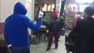 Terör örgütünden kahvehanede silahlı tehdit: Evet çıkarsa...