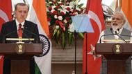 Erdoğan'dan Hindistan'da FETÖ mesajı