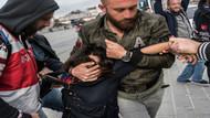 İstanbul'da gözaltı sayısı 105 oldu