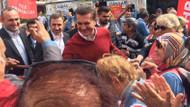 Mustafa Sarıgül CHP'lilerle birlikte 1 Mayıs kutlamalarına katıldı