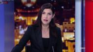 İsrailli sunucu Geula Even'in gözyaşları