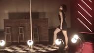 Nesrin Cavadzade dansıyla büyüledi