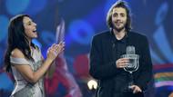 Eurovision'da kazanan belli oldu