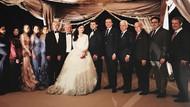 Susanne Aşcı ve Sefa Derebey'in Çırağan Sarayı'ndaki görkemli düğünü