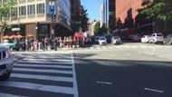Washington sokaklarında Erdoğan hareketliliği