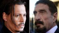 Siber güvenliğin marka ismi John McAfee'nin tuhaf hayatını Johnny Depp canlandıracak