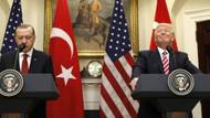 Trump, Erdoğan'a devlet sırrı vermeye kalkar diye görüşmeyi 20 dakikayla sınırladılar iddiası