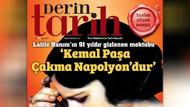 Son dakika: Atatürk'e hakaret eden Derin Tarih dergisinin mayıs sayısına el koyma ve toplatma kararı