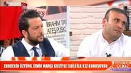 İzmir Marşına Küfür eden Ebubekir Öztürk'e Nihat Doğan sahip çıktı