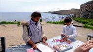 Gazeteci Korcan Karar mültecilerin dramını fotoğrafladı