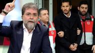 Rüzgar Çetin'den Ahmet Hakan'a: Emin ol pişmanım