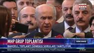Devlet Bahçeli'den MHP'li bakan iddiasına yanıt