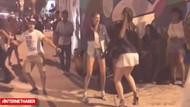 Şeyma Subaşı'dan sokak dansı