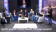 Canlı yayında cin çıkartma rezaleti hem de Türkiye'de!