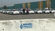 FG plakalı otomobiller otoparka çekildi