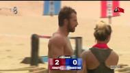 Türk-Yunan Survivor takımları yarıştı, ikinci oyunu kim kazandı?