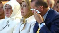 AKP kongresinde Erdoğan'ı ağlatan video