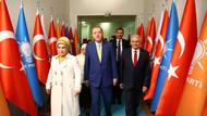 Reuters kareleriyle Erdoğan'ın partiye dönüş kongresi
