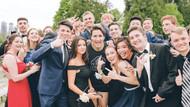 Kanada Başbakanı Justin Trudeau'dan öğrencilere fotoğraf sürprizi!