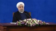 Ruhani: Füze denemek için ABD'den izin alacak değiliz