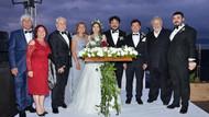 Metin Akpınar torununun düğününde nikah şahidi oldu
