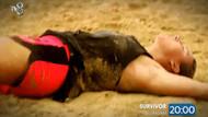 Survivor'da şok: Elif parkurun ortasında bayıldı