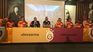 Galatasaray'a tepkiler devam ediyor