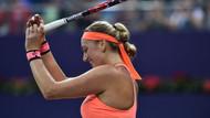 Çek tenisçi Kvitova: Çok sevinçliyim ve rüyam sonunda gerçekleşiyor