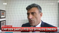 Öztürk Yılmaz'dan PYD açıklaması