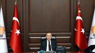 Cumhurbaşkanlığı forsu ilk kez bir partinin genel merkezinde