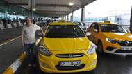 İBB'den taksicilerle ilgili havalimanı açıklaması