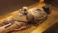 Antik Mısır'dan kalan mumyalar Türk çıktı