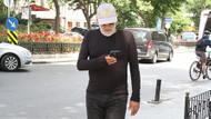 Sinan Çetin'den şapkalı reklam