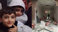 Silopi'de polis panzeri eve çarptı; 2 çocuk hayatını kaybetti!