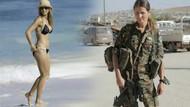 Manken Hanna Bohman YPG teröristi oldu